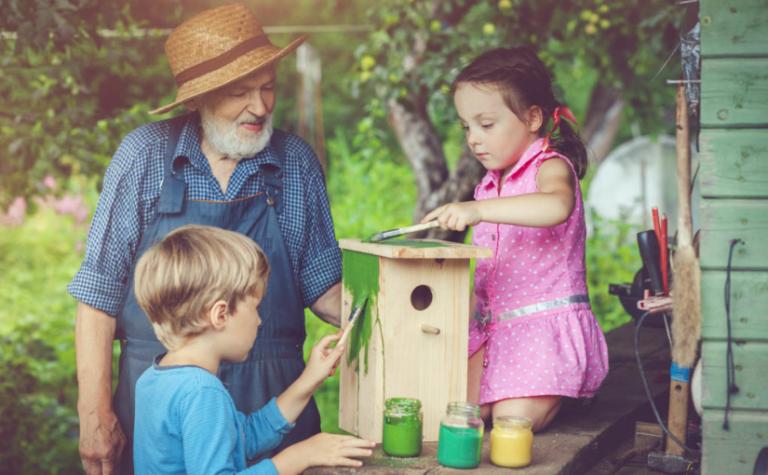 Intergenerativ – Was bedeutet das?
